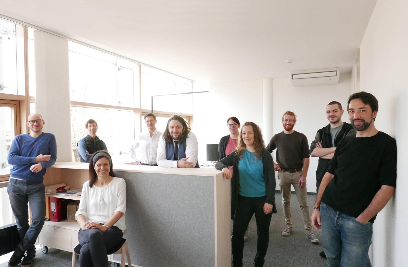 Neue UnternehmerInnen in der Fabrik